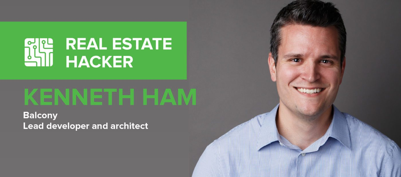 Kenneth Ham's real estate tech career started with TI-82 calculator games