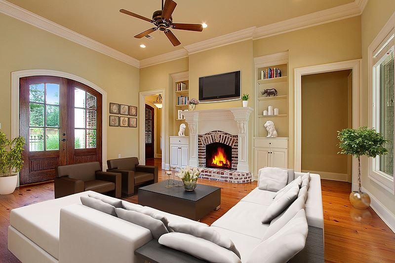 Virtual Staging by IMOTO photo
