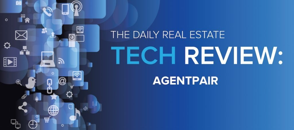 AgentPair's agency branding feature highlights consumer-driven home tour tool