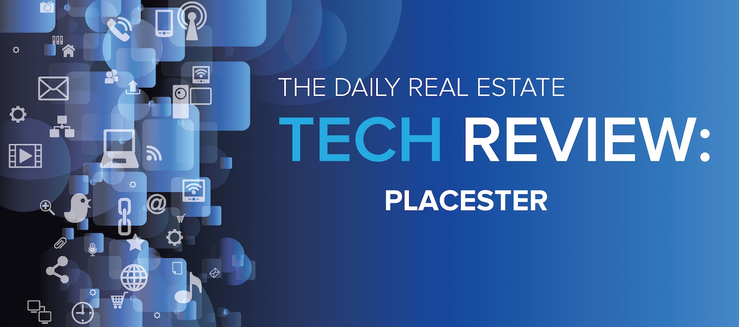 Placester makes you think about the Web presence it helps you build