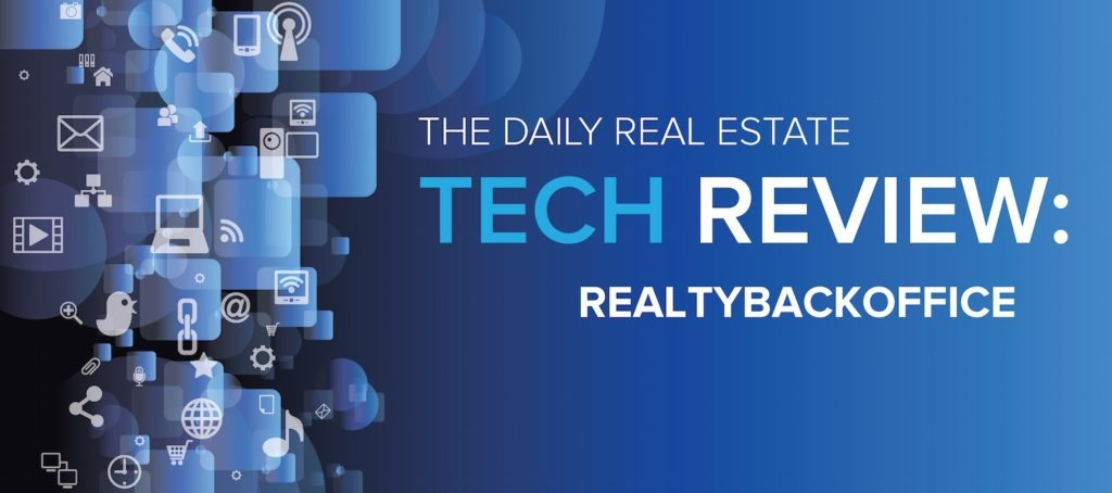 RealtyBackOffice offers busy brokers a better way
