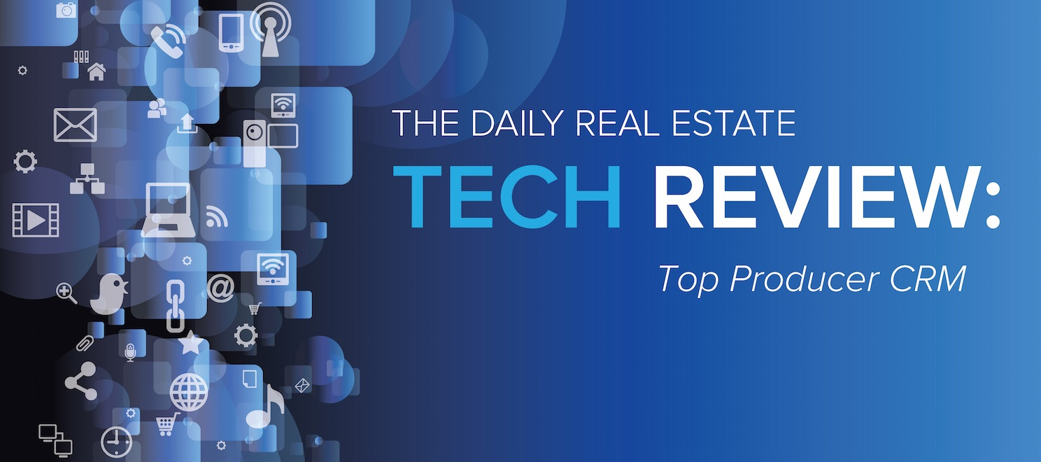 TopProducer CRM connects prospect data with business best practices