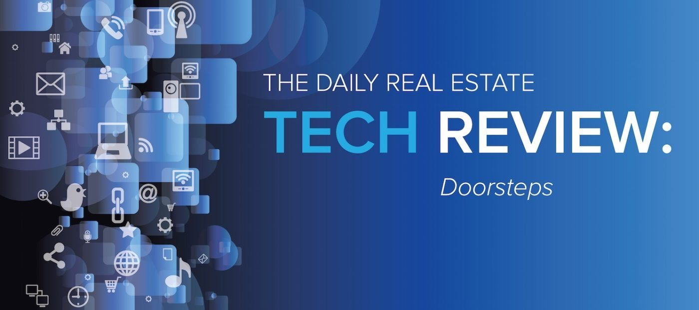 Doorsteps helps agents walk homebuyers through the process