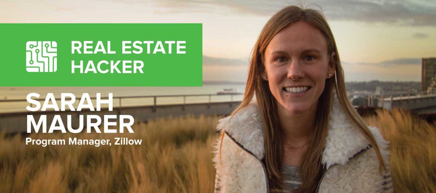 Sarah Maurer: 'Zillow asks employees to move fast and think big'