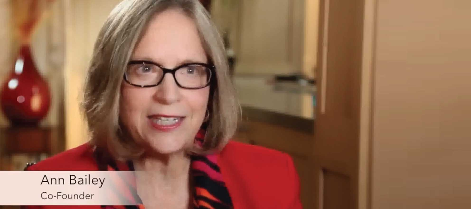 Ann Bailey a leader in more ways than one