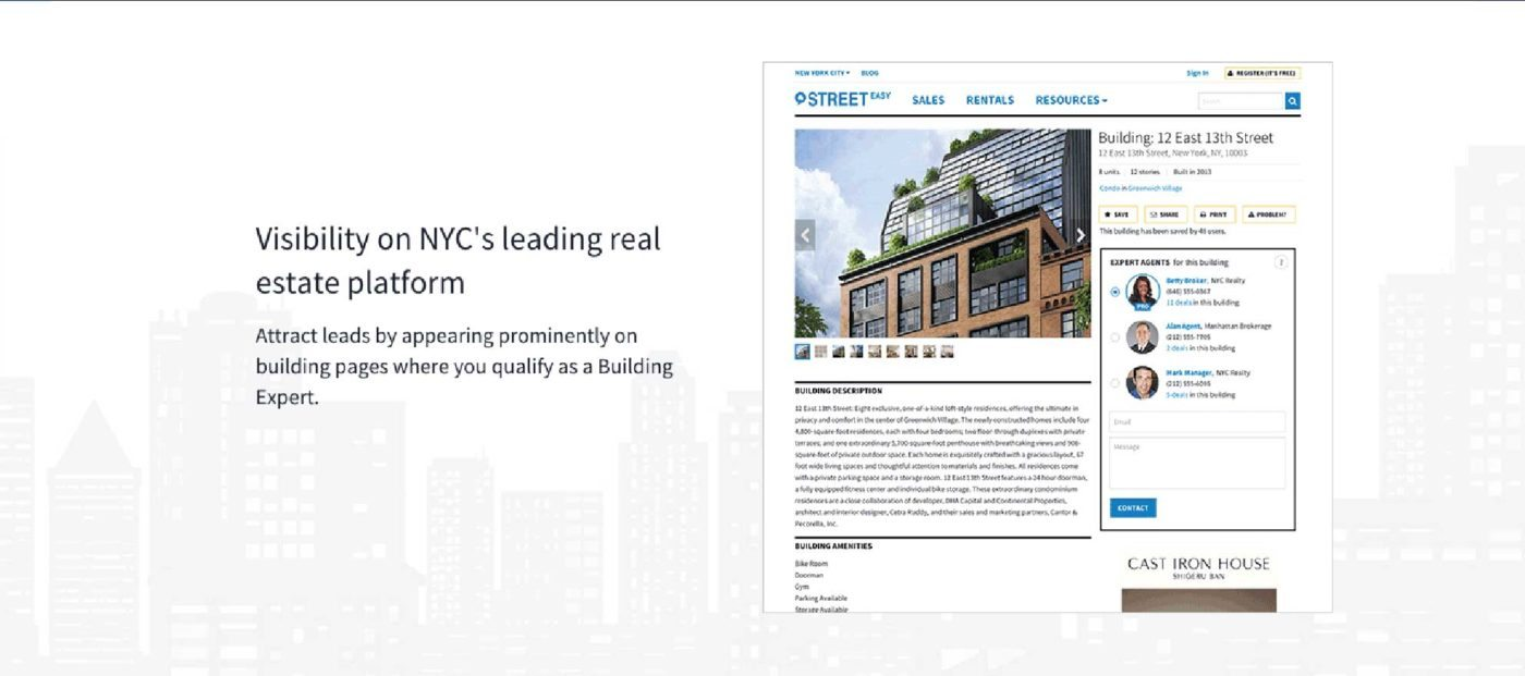 Zillow Group's NYC portal ties agent ads to buildings