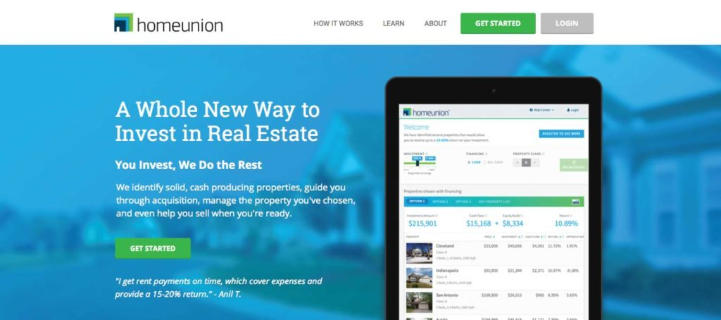 Using stock market-like platform to buy properties just got easier
