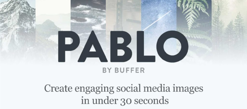 Social media images in 30 seconds? Testing Pablo by Buffer for real estate