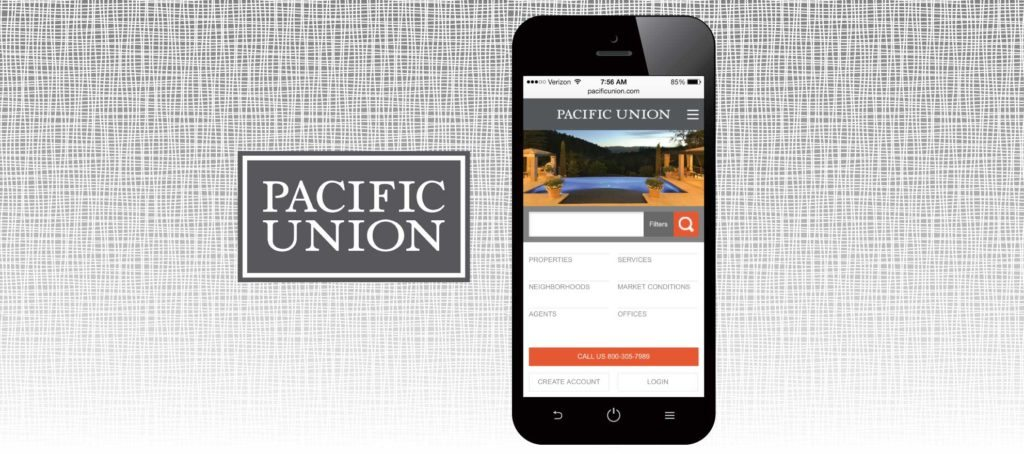 Innovative broker touts new 'mobile-first' website