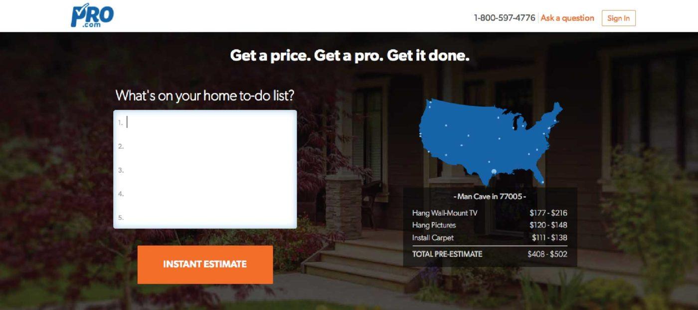 NAR will help home improvement startup grow