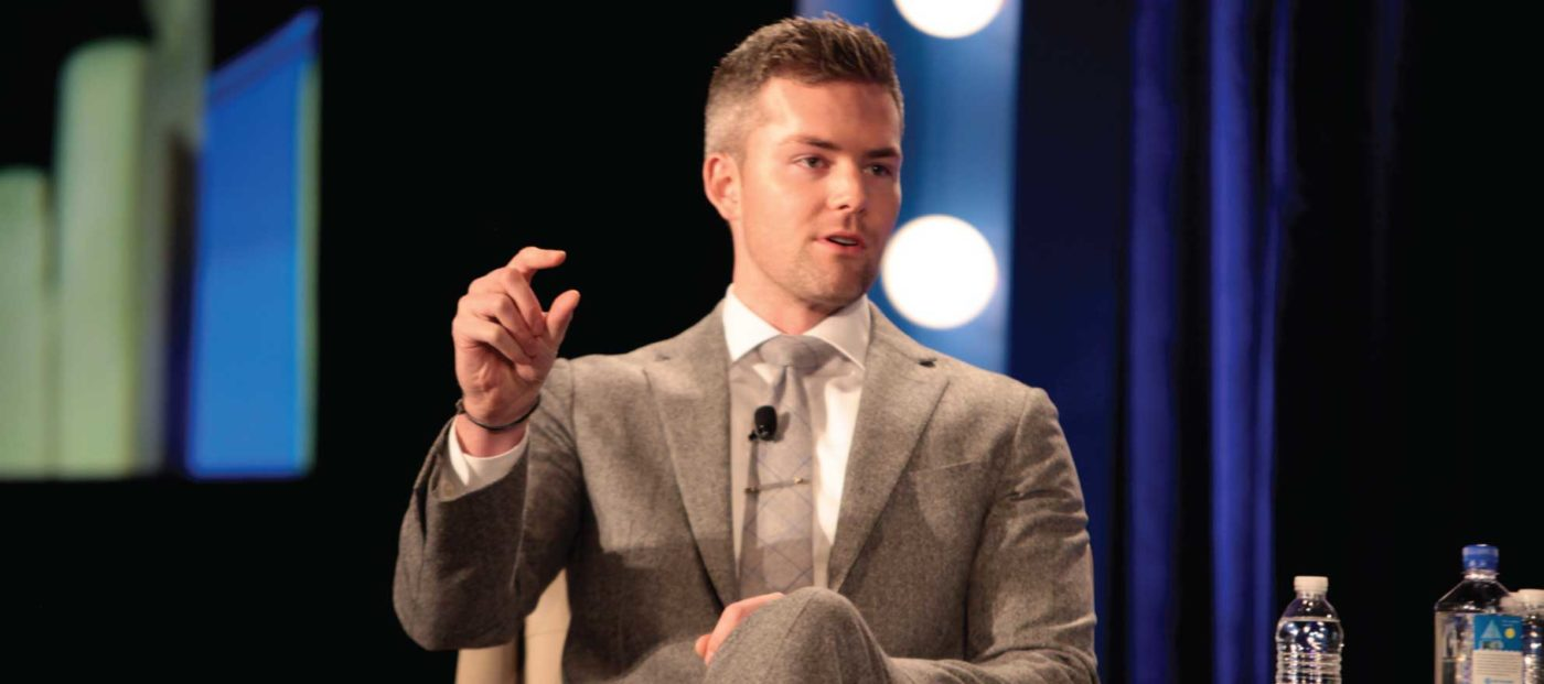 Ryan Serhant on the transition from 'As the World Turns' to 'Million Dollar Listing'