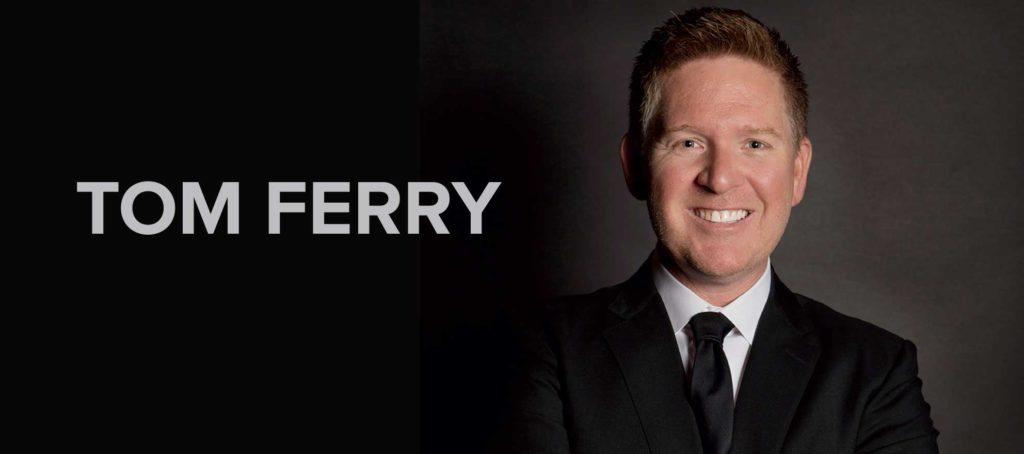 Tom Ferry shares 10 ideas for landing every listing