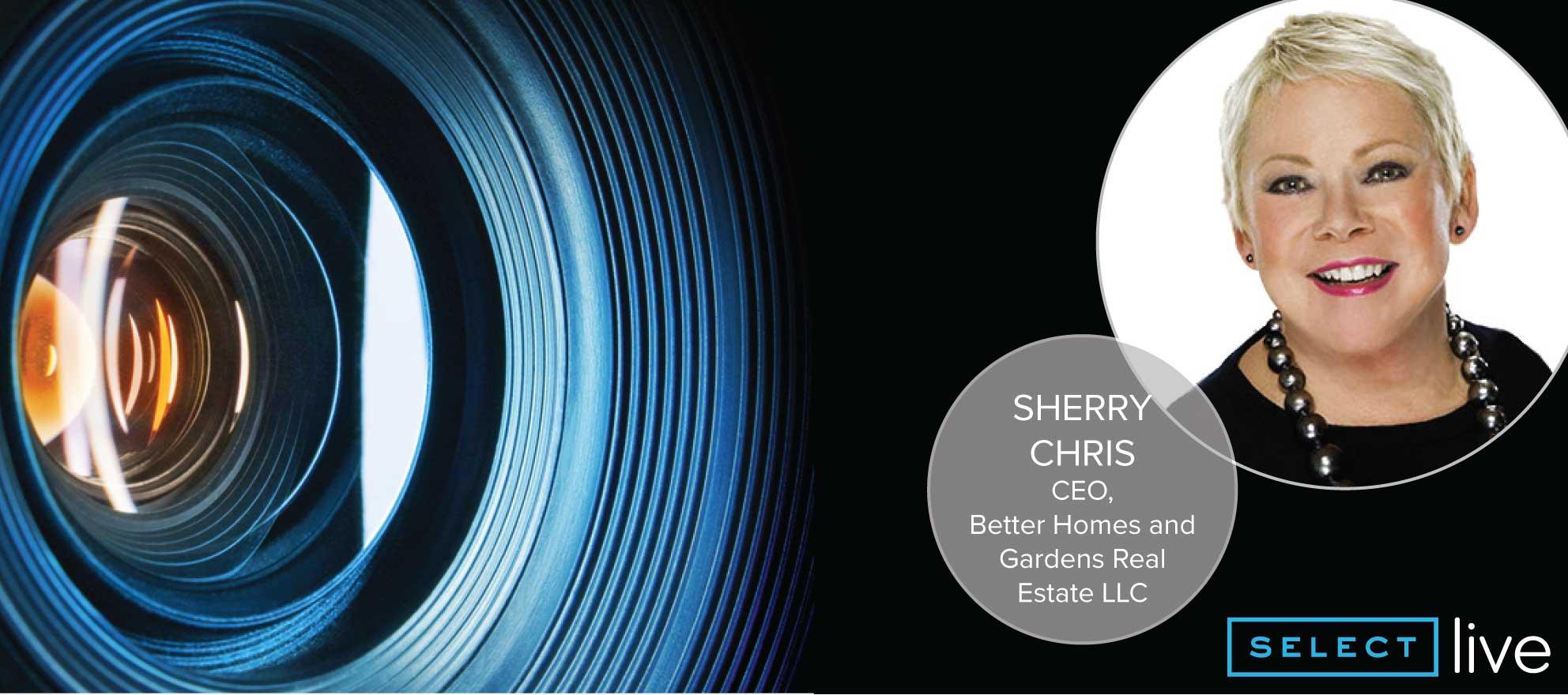 Sherry Chris: 'Be a servant-leader'