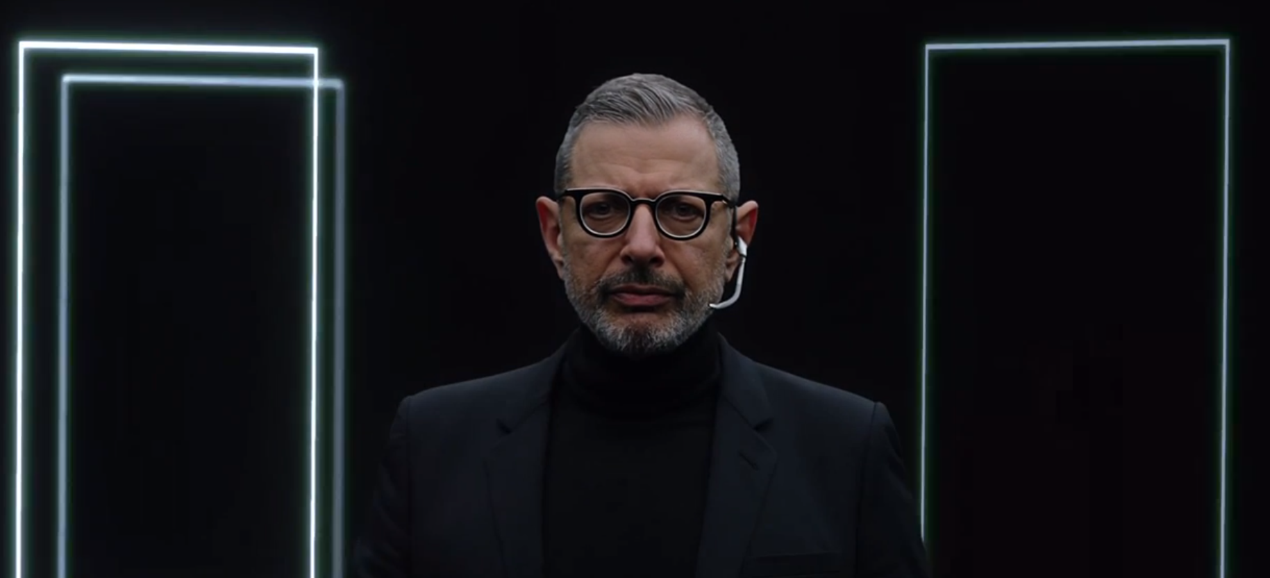 Jeff Goldblum's latest role: Apartments.com mastermind