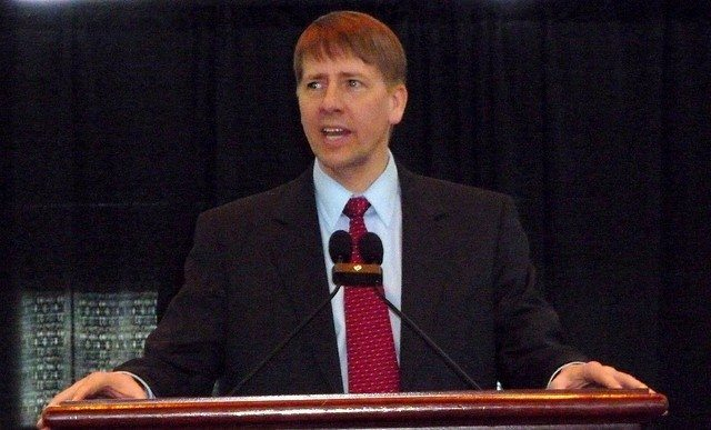 Richard Cordray. Image courtesy of Flickr.