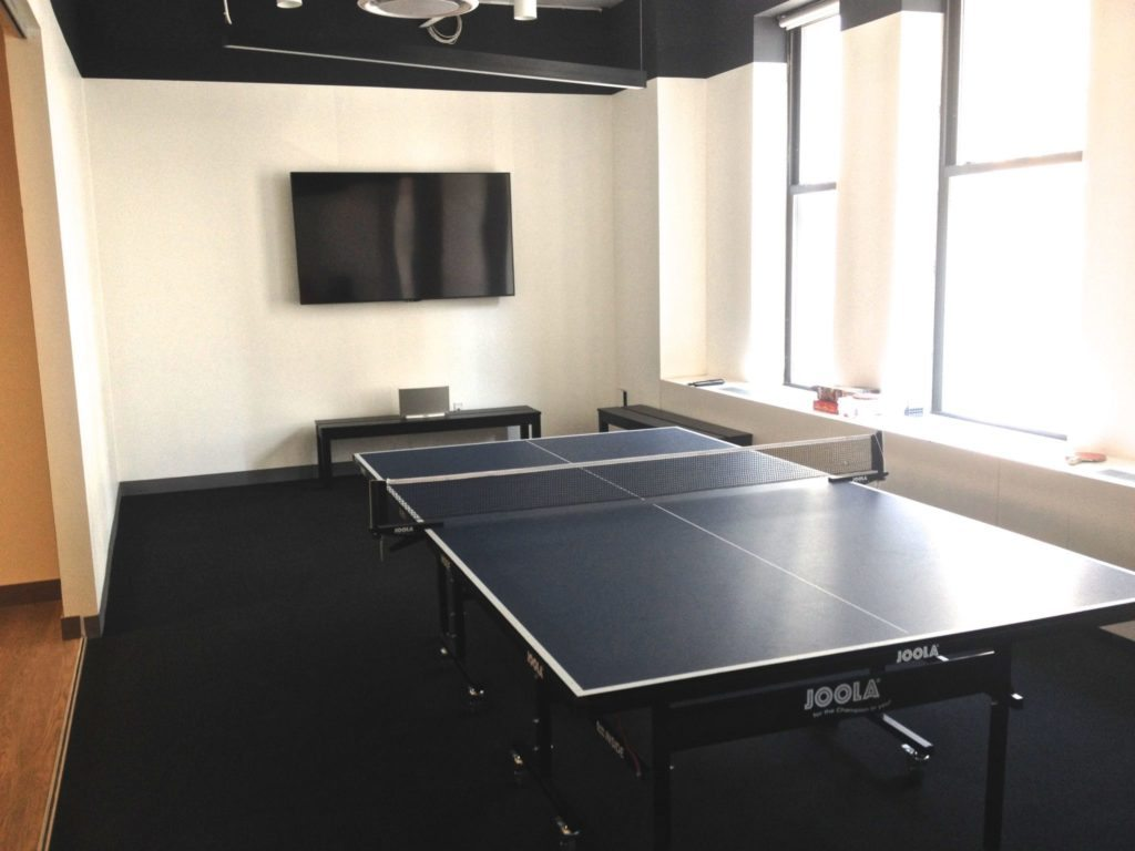 5 ping pong table