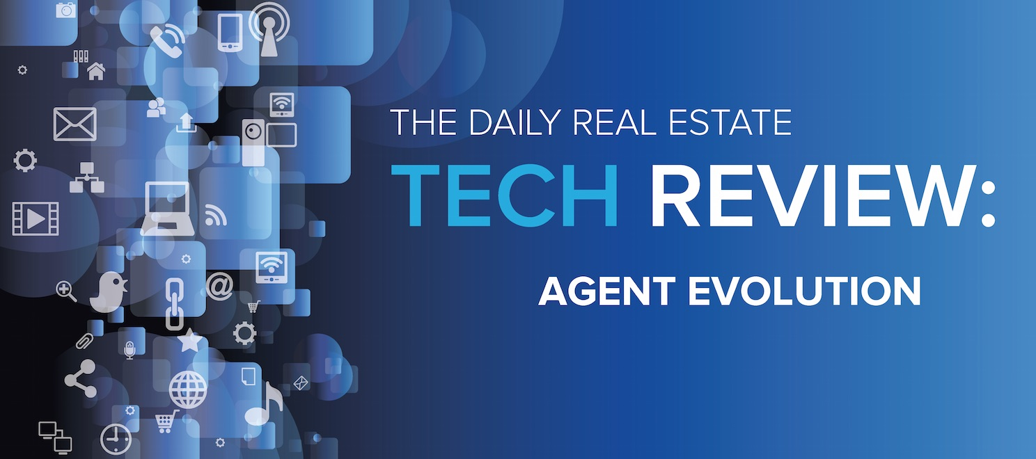 Agent Evolution websites look good and do the right things -- but so do many others