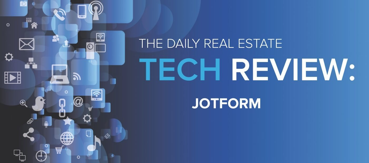 5 simple ways real estate agents can use JotForm