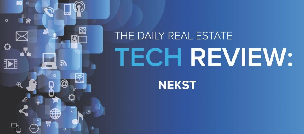 Nekst is out to prove that not everything needs to be a CRM to make you better at business