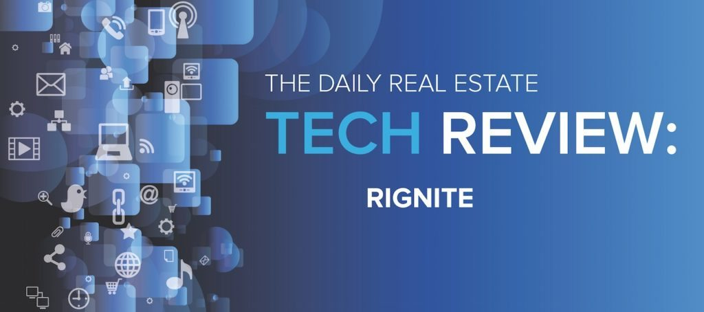 Rignite focuses on marketing to light up agents' online presence