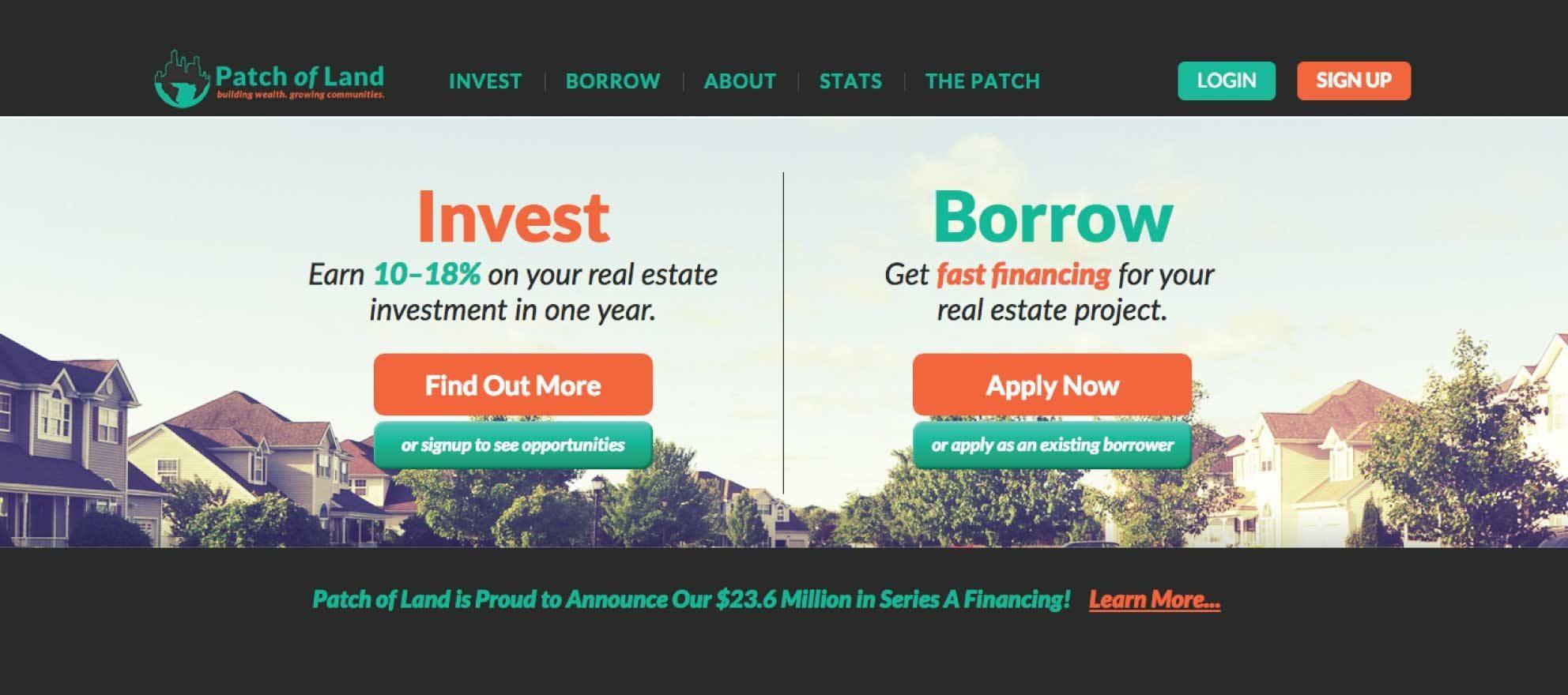 Real estate crowdfunder raises $23.6M