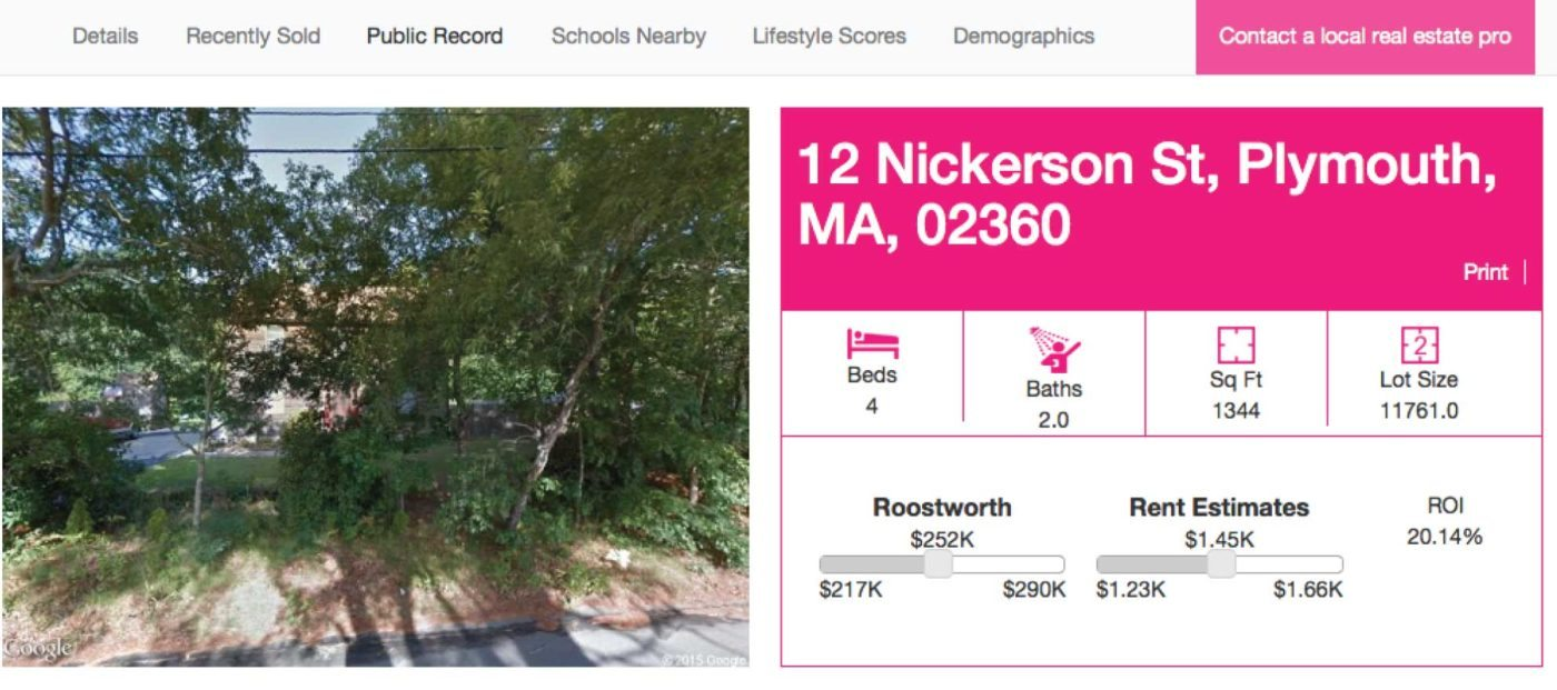 New property reports feature lifestyle, neighborhood data