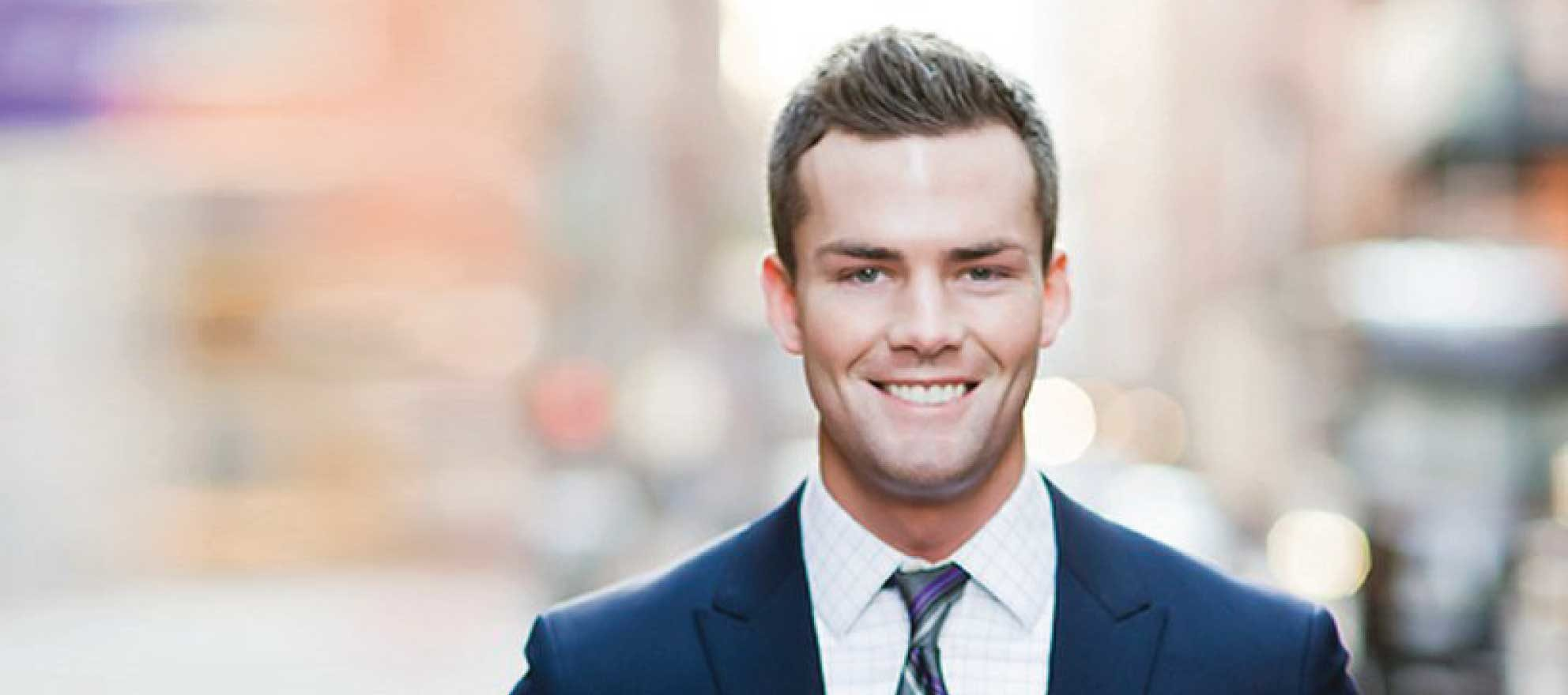 Interview with Ryan Serhant from 'Million Dollar Listing New York'