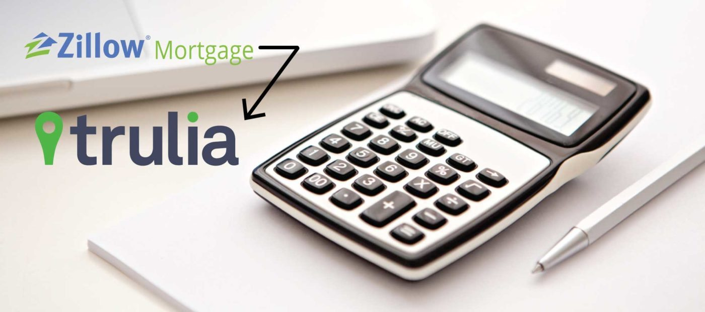 Zillow Mortgages now on Trulia