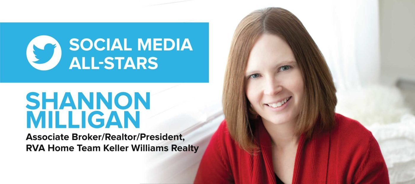 Shannon Milligan: 'My last 4 or 5 clients came directly from Facebook'