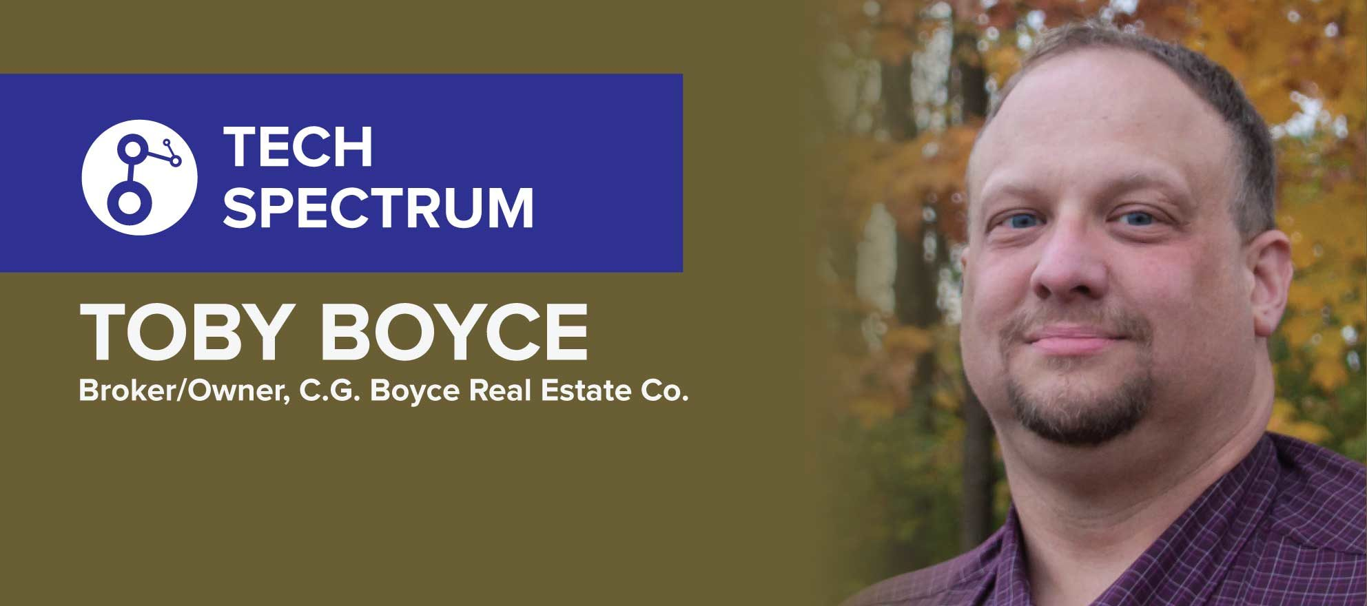 Toby Boyce on Outlook, Contactually and the other digital tools that drive his brokerage