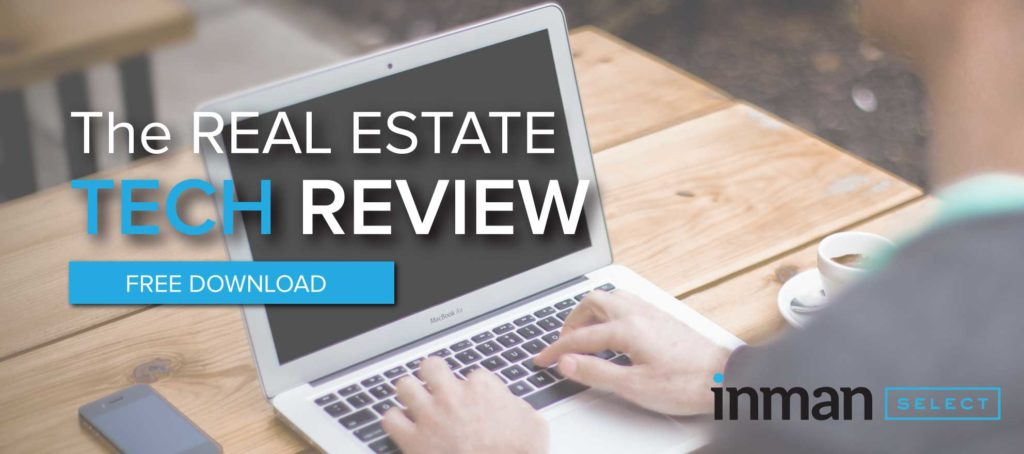 Free ebook of real estate tech reviews now available for Select members