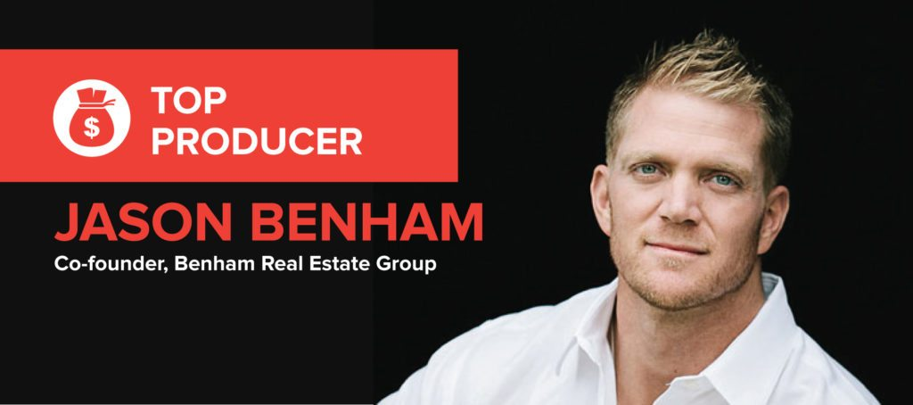 Jason Benham: 'Anything that directly affects the bottom line gets my attention'