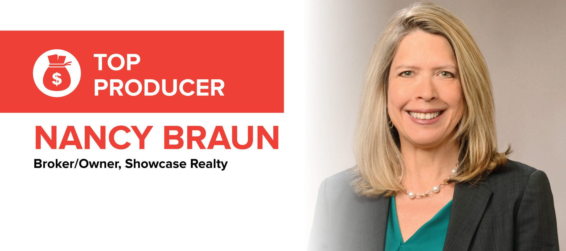 Nancy Braun on how she's fulfilling her father's dreams as a real estate broker