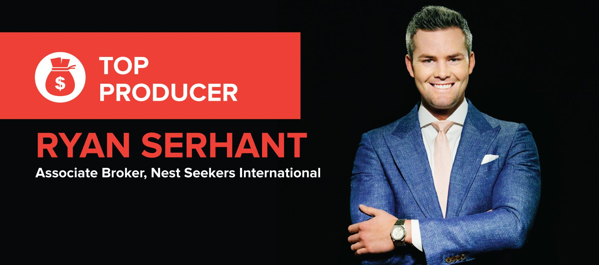 Ryan Serhant: 'Lack of focus and lack of endurance' are biggest barriers to success