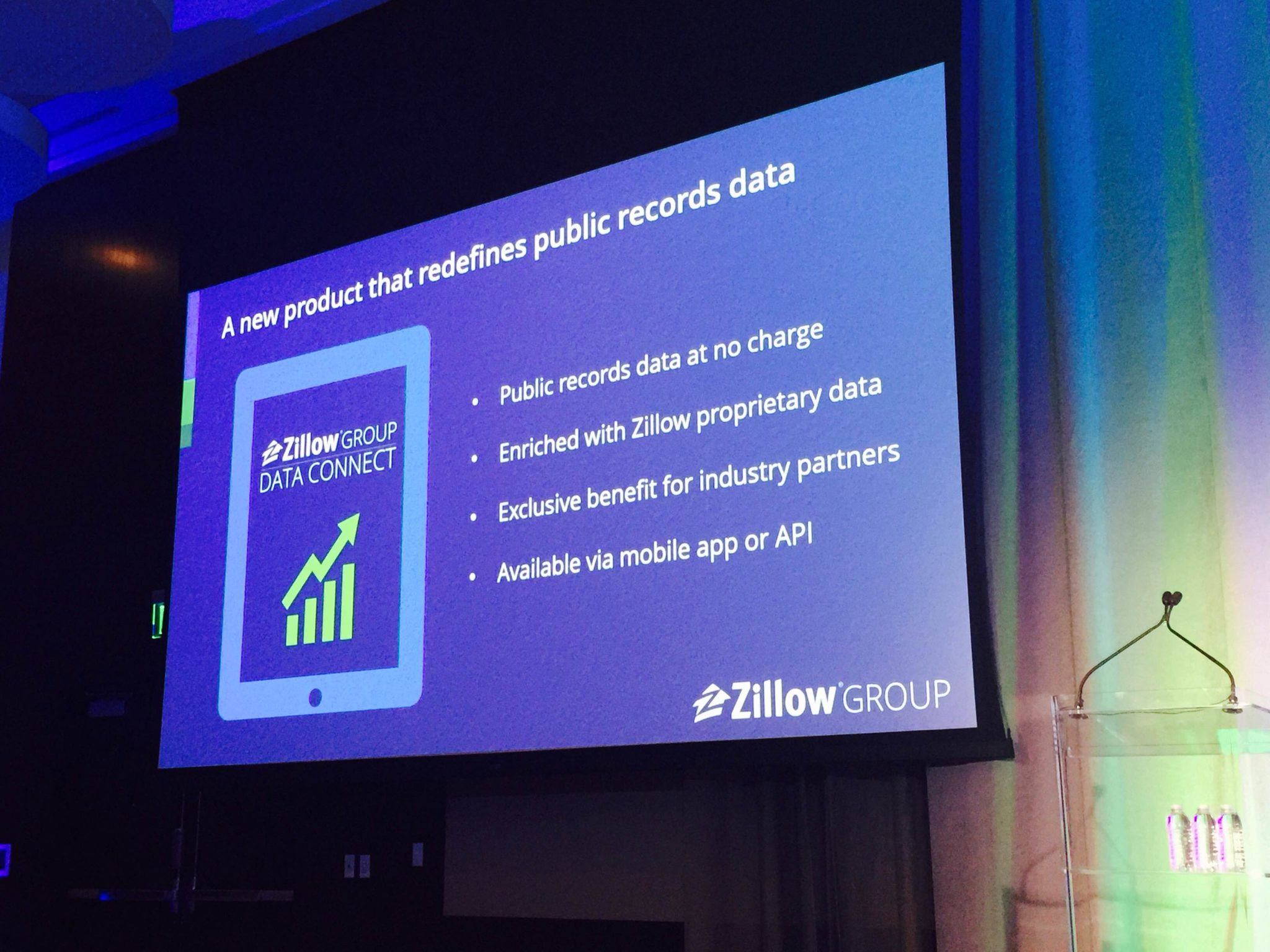 Zillow Group Data Connect announced at Zillow MLS Forum in Las Vegas
