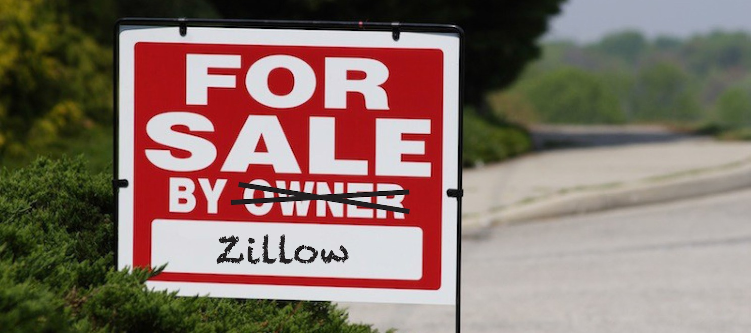 For sale by Zillow: Should you be worried?