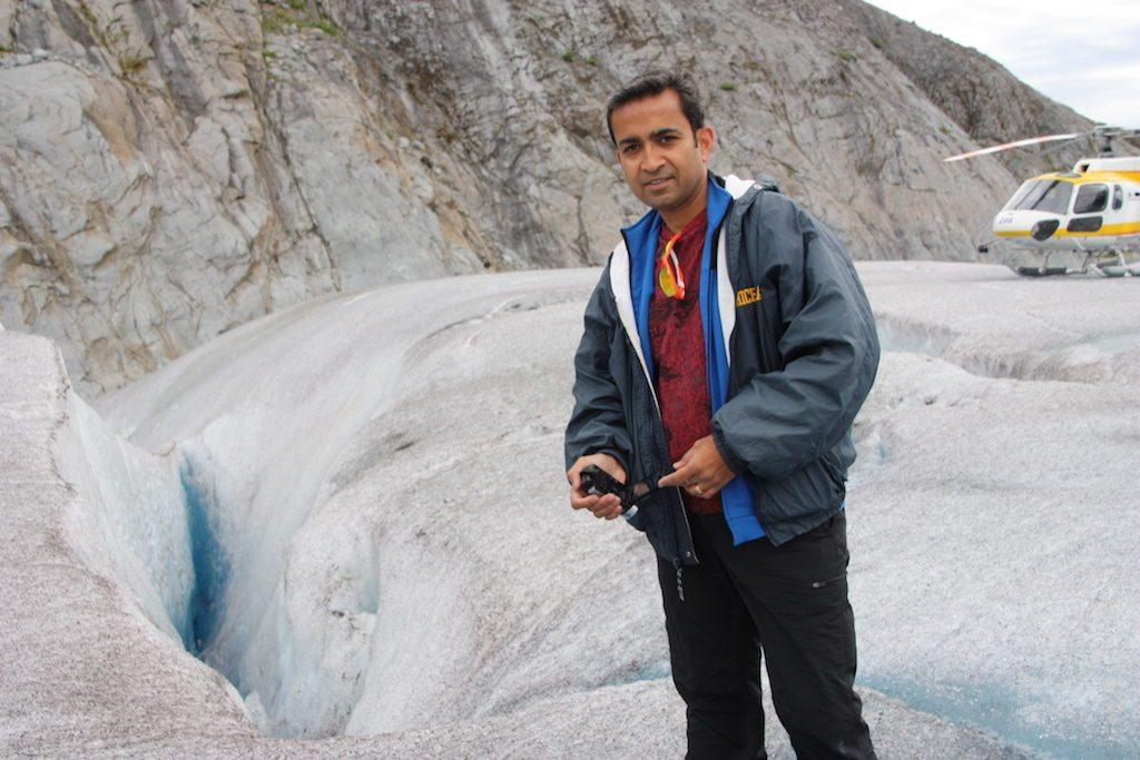 Avi Gupta Glacier