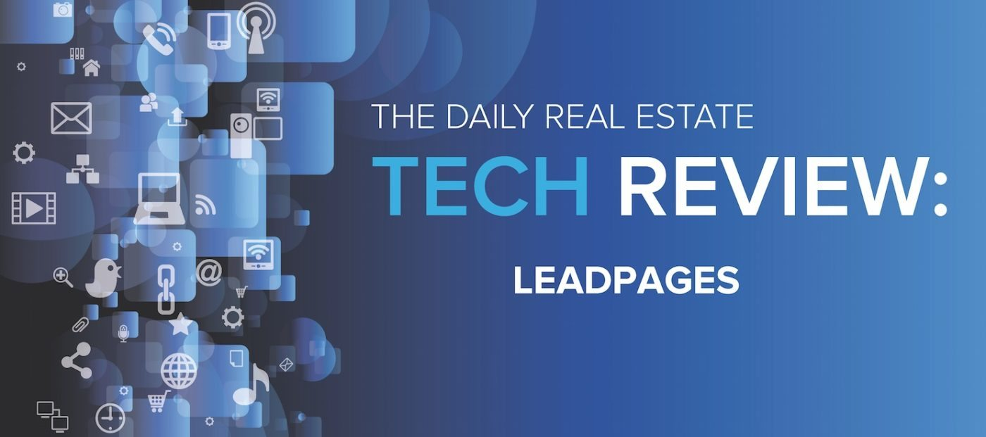 LeadPages offers affordable websites that generate a ton more leads