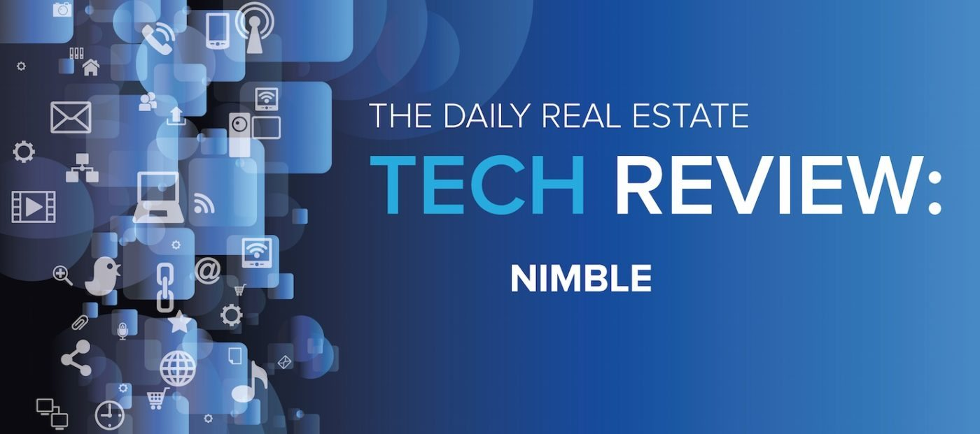 Nimble will do more for your CRM than your CRM does for you
