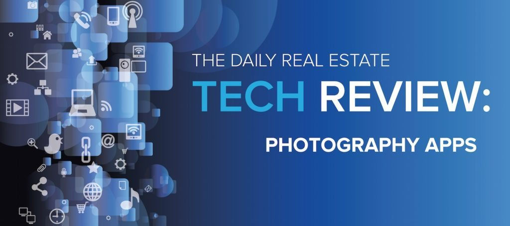 Smile! These photography apps should help your next listing shine