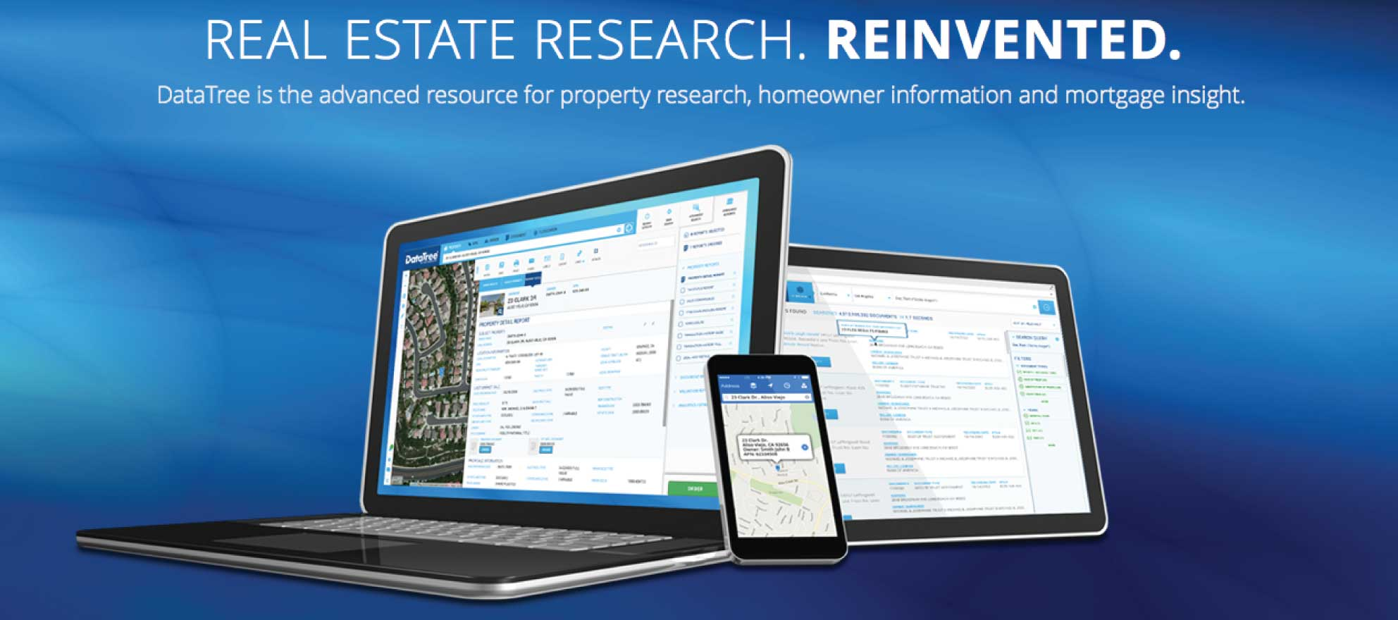 App makes billions of property records searchable