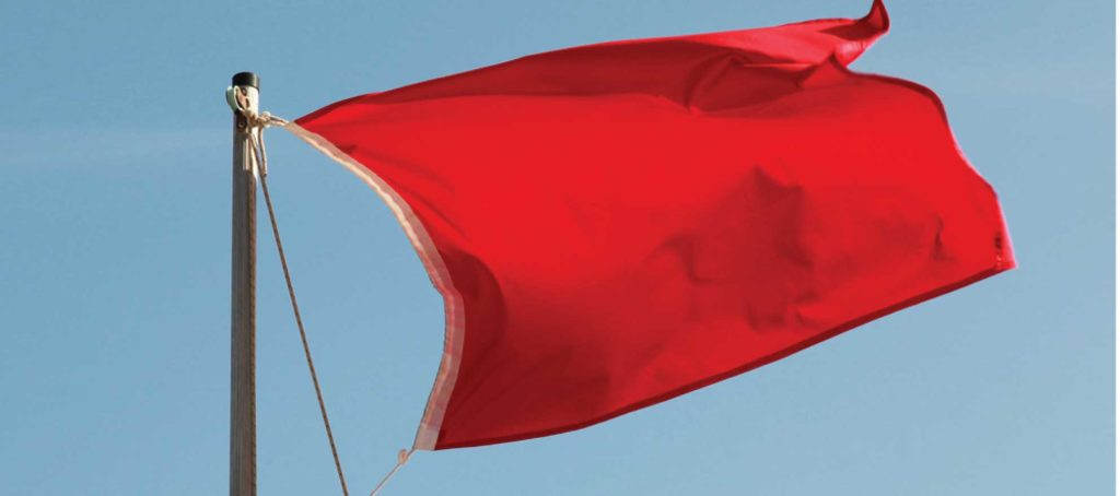 red flags that can kill a real estate deal