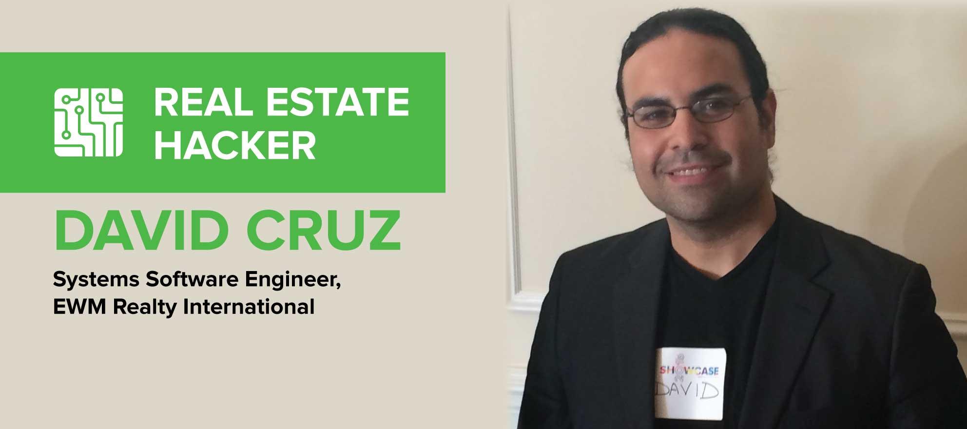 David Cruz: 'I maximize our agents' visibility'