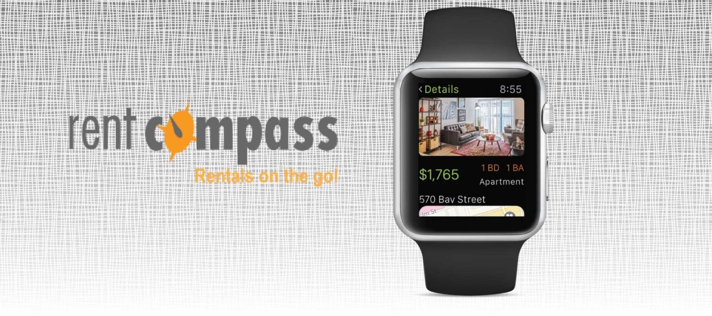 Rental search app for Apple Watch touted as Canada's first