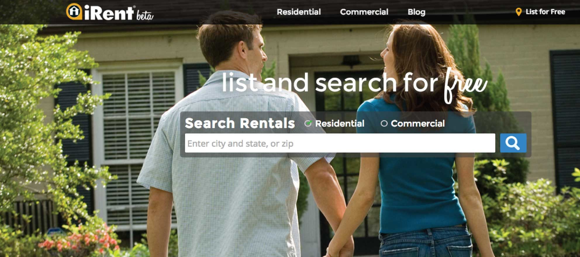 Another rental search site joins the fray