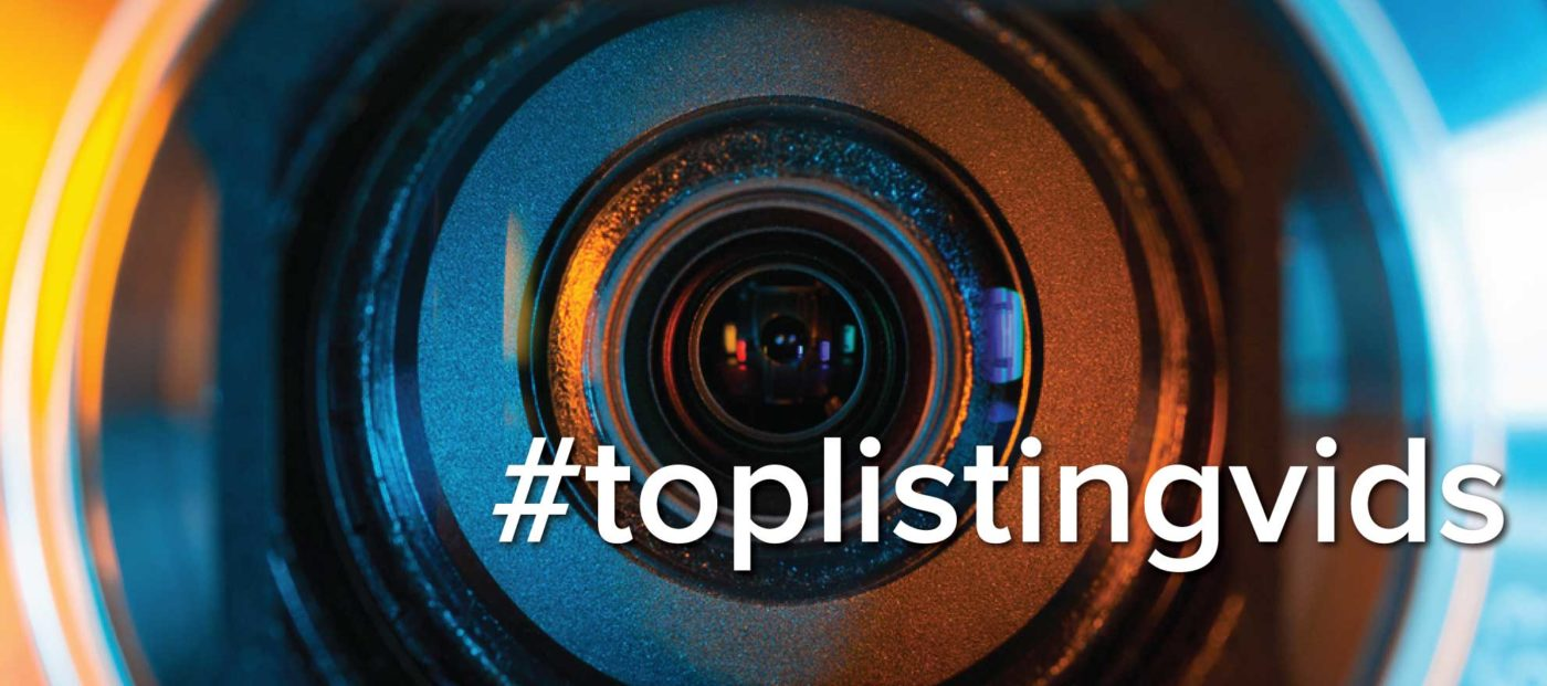 Listing agents star in this week's #toplistingvids contest