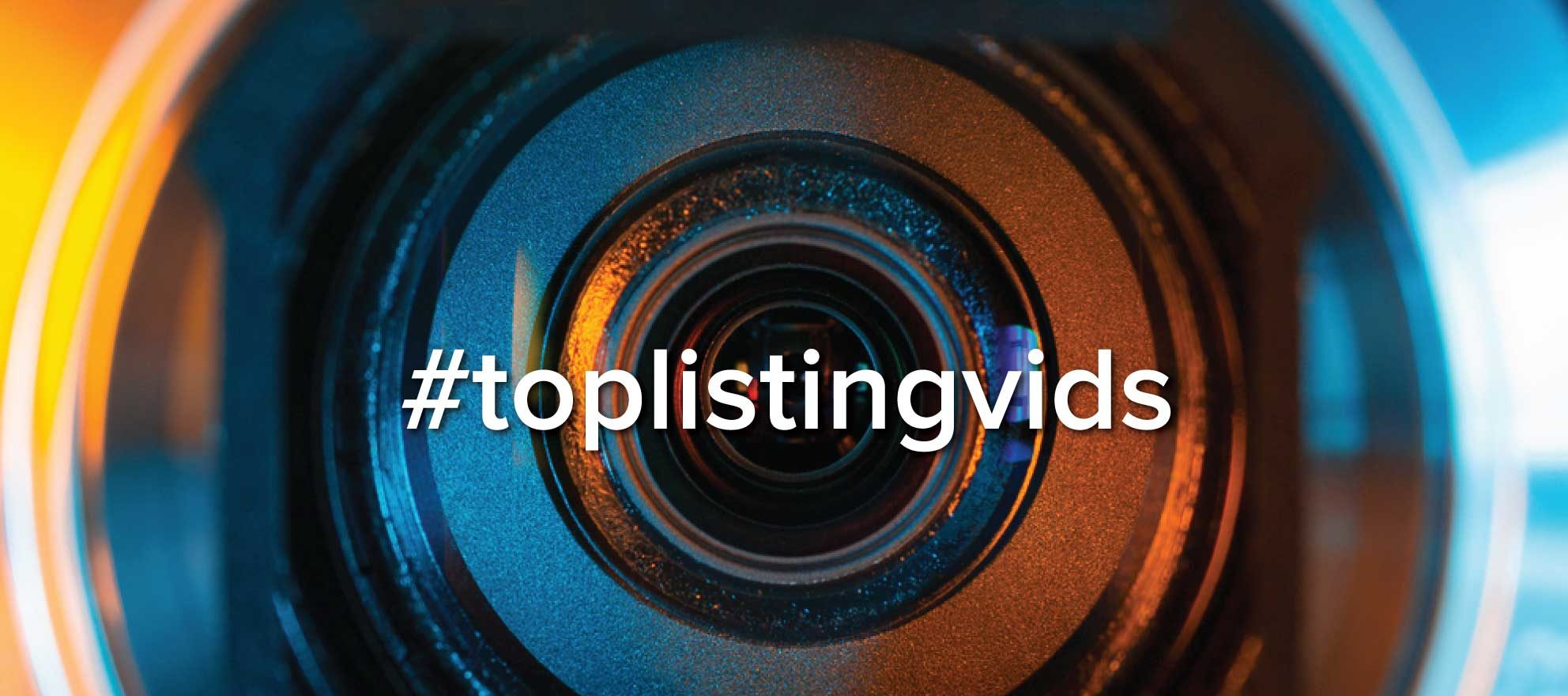 Introducing #toplistingvids, a weekly contest to showcase real estate's best listing videos