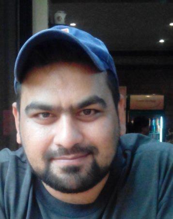 Azam Mahmood Butt