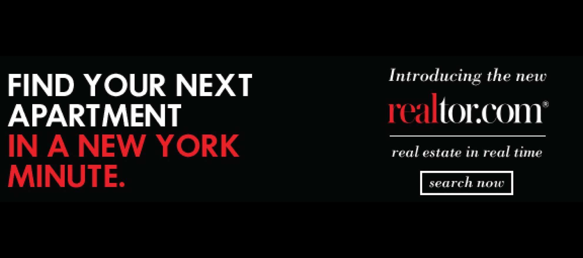 Realtor.com launches NYC ad campaign