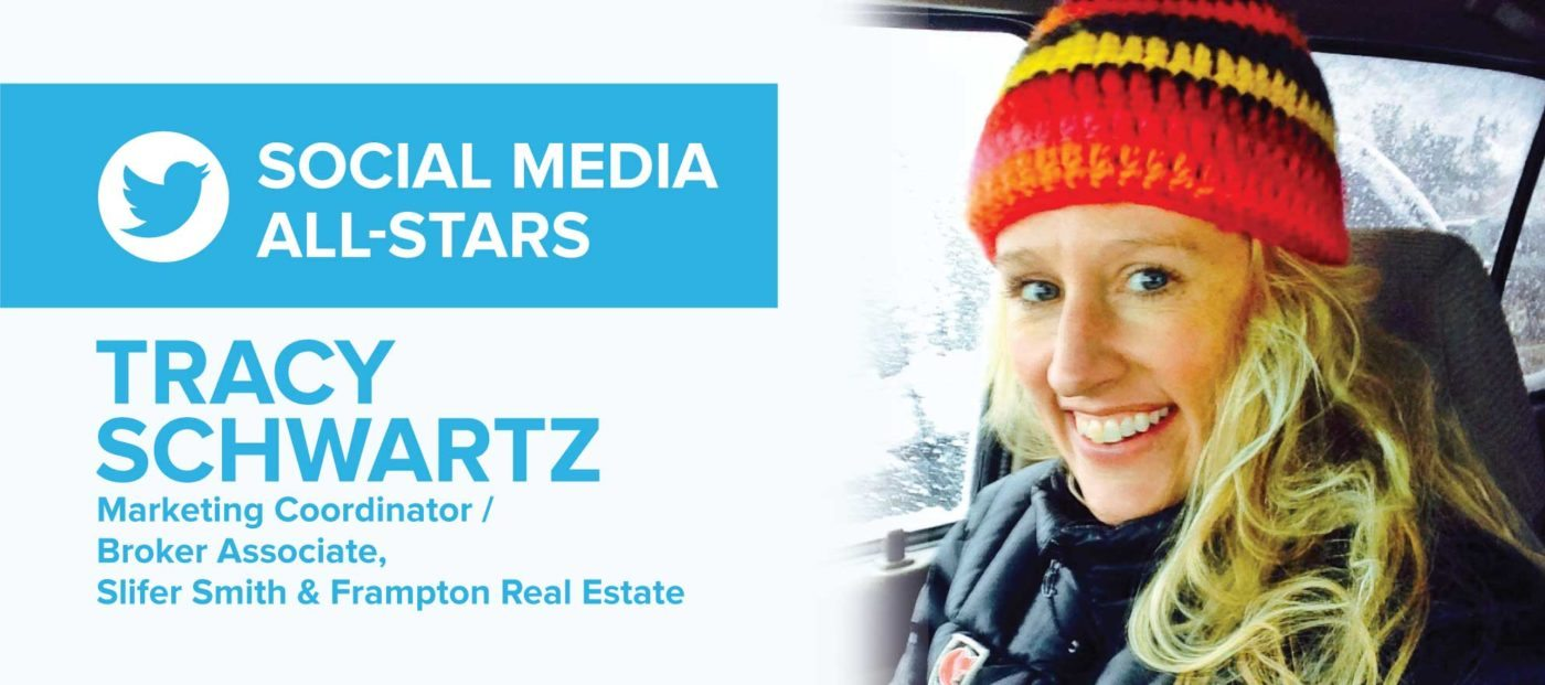 Tracy Schwartz: 'People love to see us living the mountain lifestyle, not just properties and stats'